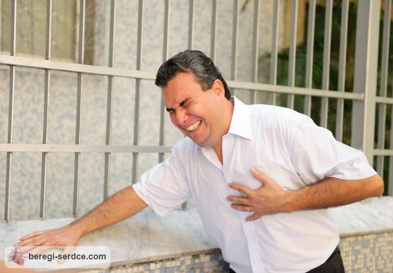 Тупая боль в сердце: её причины