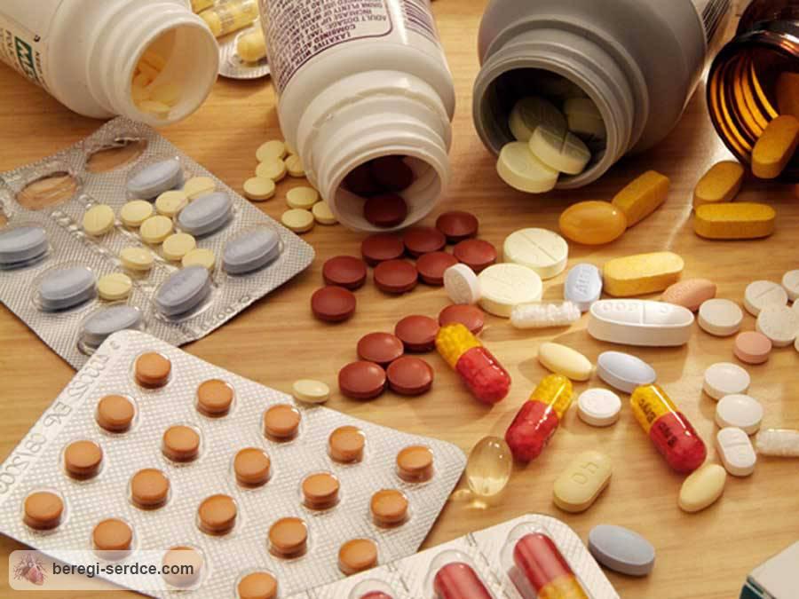 Лечение атеросклероза препаратами (список), народными средствами ...