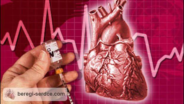 как влияет амоксициллин на сердце